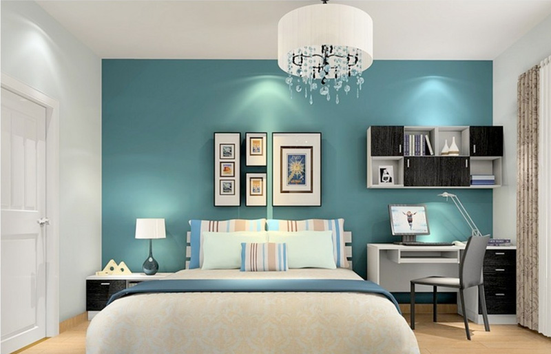 Latest Bedroom Interior Design in Chennai For Your House - Unique interior decoration of bedroom Picture