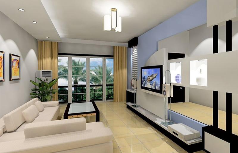 Living Room Design In Chennai