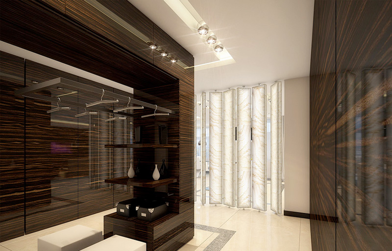 Wardrobe Interior Design In Chennai